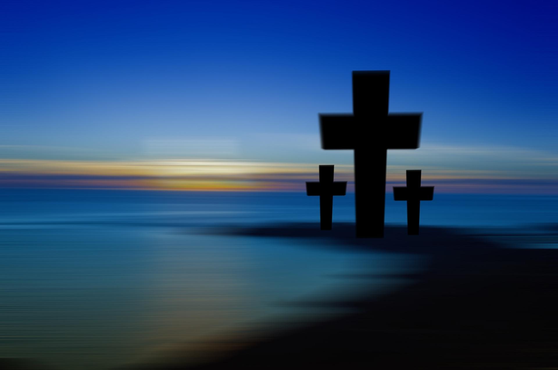 Ist lied das leer lebt grab jesus LIED: Es